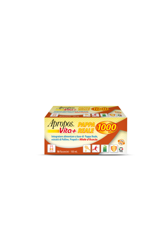APROPOS PAPPA REALE 100MG